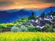Xuyên không về quá khứ tại những ngôi làng cổ đẹp nhất Hoành Sơn