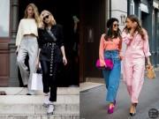 4 lỗi thời trang khiến người ta tưởng bạn là chị gái của mẹ