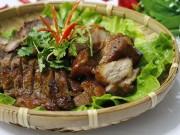 Ẩm thực - Thịt xá xíu đậm đà, vàng óng ả càng ăn càng nghiện