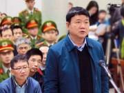 """Ông Đinh La Thăng kháng cáo vì án 13 năm tù  """" quá nghiêm khắc """""""