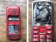 Thế giới - TQ: Đang sạc pin, điện thoại nổ tung như bom tiện đứt ngón tay