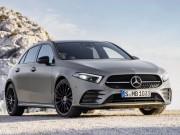 Tin tức ô tô - Mercedes A-Class 2019 hoàn toàn mới ra mắt