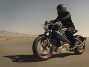 Siêu môtô điện Harley-Davidson đang cận kề ngày ra lò