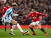 Bóng đá - Chi tiết MU - Huddersfield: Thực dụng giữ 3 điểm (KT)