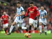 Bóng đá - MU - Huddersfield: Tấn công bùng nổ, song tấu hòa ca (V26 Ngoại hạng Anh)