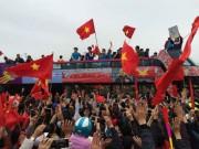 """Bóng đá - U23 Việt Nam lên """"cơn sốt"""": VFF thông báo về bản quyền hình ảnh"""