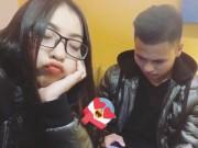 Bạn trẻ - Cuộc sống - Quang Hải, Văn Toàn đưa bạn gái vào TP.HCM giao lưu với người hâm mộ
