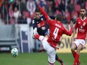 """Mainz - Bayern Munich: Ra chân  """" điện xẹt """" , vô-lê kết liễu"""