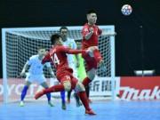 Bóng đá - Đội tuyển Futsal Việt Nam: Không được phép sai lầm