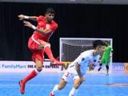 """ĐT futsal Việt Nam - Bahrain:  """" Mồi ngon """"  Tây Á, kì tích U23 Việt Nam lặp lại (Giải châu Á)"""