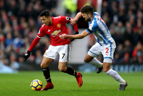 Chi tiết MU - Huddersfield: Thực dụng giữ 3 điểm (KT) - 6