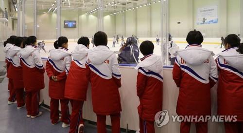 """""""Người lạ không ai biết"""" trong phái đoàn Triều Tiên tại Hàn Quốc - 1"""