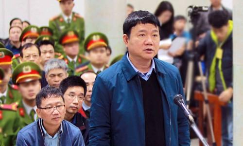 """Ông Đinh La Thăng kháng cáo vì án 13 năm tù """"quá nghiêm khắc"""" - 1"""