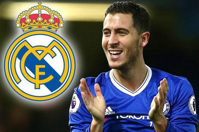 """Bom tấn"" Real: Đổi SAO 500 triệu euro lấy Hazard, Harry Kane báo tin vui - 3"