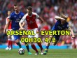 Arsenal - Everton: Bộ đôi hủy diệt Aubameyang - Mkhitaryan chào sân