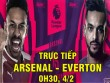 Chi tiết Arsenal - Everton: Chiến thắng hủy diệt (KT)