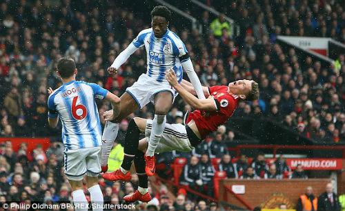 Chi tiết MU - Huddersfield: Thực dụng giữ 3 điểm (KT) - 5