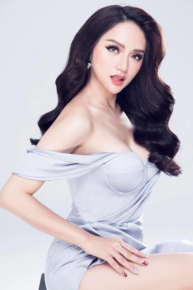 Hương Giang Idol giảm 5kg trong suốt vòng 5 ngày chuẩn bị cho Hoa hậu hĩnh Chuyển giới 2018 - 3