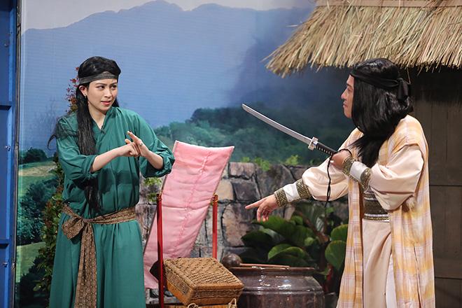 """Gil Lê thừa nhận Chi Pu là """"bồ"""" tại Ơn giời, cậu đây rồi - 1"""