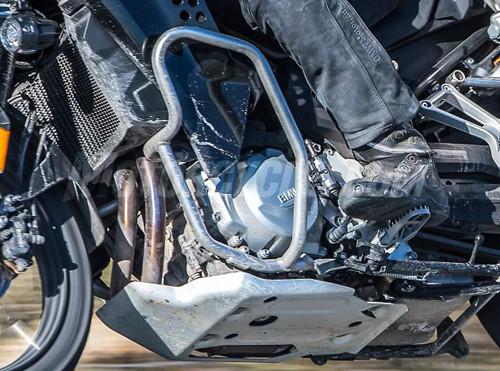 2019 BMW F850GS Adventure lộ ảnh thử nghiệm - 3
