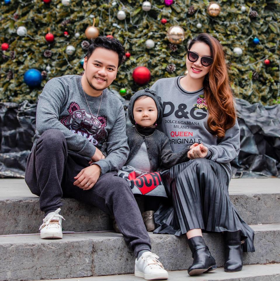 Diễn viên Trang Nhung sinh con trai nặng gần 4kg - 2