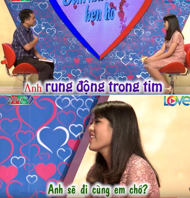 """Cô hàng xóm của MC Quyền Linh """"gây sốt"""" Bạn muốn hẹn hò - 8"""