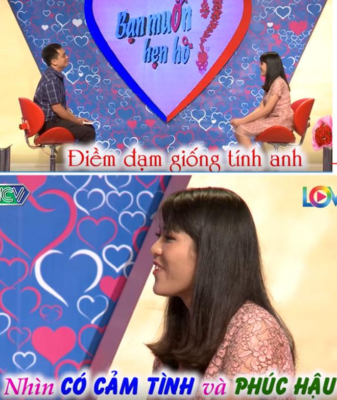 """Cô hàng xóm của MC Quyền Linh """"gây sốt"""" Bạn muốn hẹn hò - 5"""