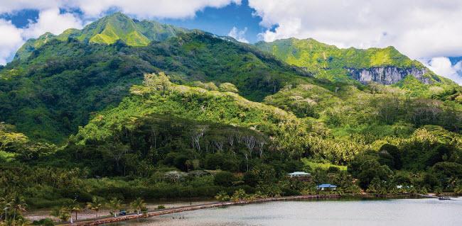 Những hòn đảo lãng mạn nhất cho tuần trăng mật - 3
