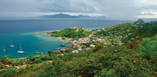 Những hòn đảo lãng mạn nhất cho tuần trăng mật - 10