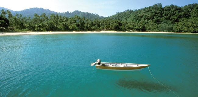 Những hòn đảo lãng mạn nhất cho tuần trăng mật - 9
