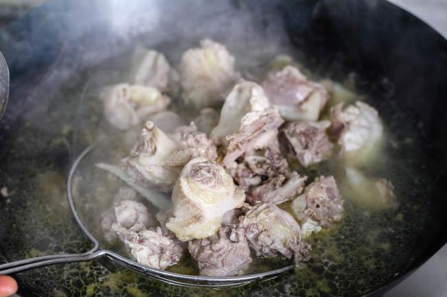 Miến gà nấm hương thơm lừng, ấm lòng ngày đông giá rét - 2