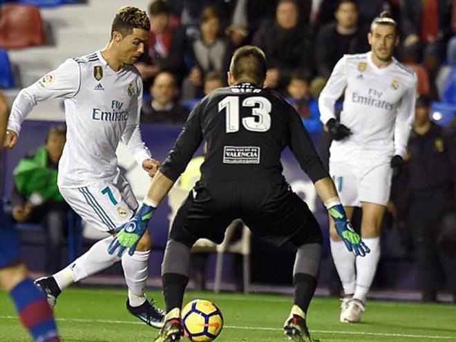 Real hay nhất hóa dở nhất và điểm tới hạn của Ronaldo - 2