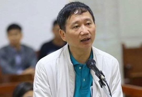 Trịnh Xuân Thanh bị đề nghị xử nặng - 1