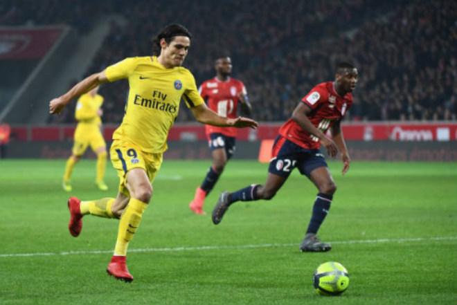 """Lille - PSG: Ngập tràn siêu phẩm, 3 """"cú đấm"""" choáng váng - 1"""