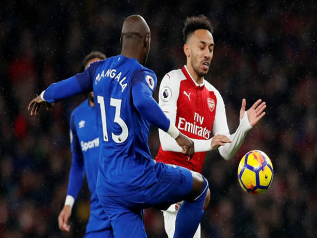 """Video, kết quả bóng đá Arsenal - Everton: Tân binh rực sáng, 4 """"phát đạn"""" kinh hoàng (H1)"""