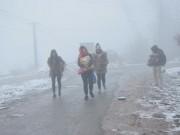 Tin tức trong ngày - Đón khí lạnh tăng cường, miền Bắc nhiều nơi dưới 0 độ
