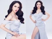 Hương Giang Idol giảm 5kg trong vòng 5 ngày chuẩn bị cho Hoa hậu Chuyển giới 2018
