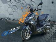 Đối thủ mới của Honda AirBlade sắp ra mắt, quá đẹp
