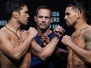 """Đại chiến UFC, Machida - Anders:  """" Rồng """"  trở lại, khuất phục kẻ bất bại"""