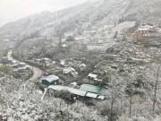 Tin tức trong ngày - Mưa tuyết trắng trời có thể xảy ra ở Y Tý và Sa Pa vào đêm nay