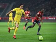 """Bóng đá - Lille - PSG: Ngập tràn siêu phẩm, 3 """"cú đấm"""" choáng váng"""