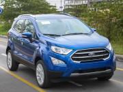Ford EcoSport 2018 có giá tạm tính từ 620 triệu đồng