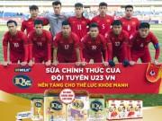 VPMilk, người bạn đồng hành bền bỉ, chia vui cùng U23 Việt Nam