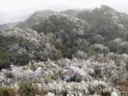 Tin tức trong ngày - Rét khốc liệt dưới 0 độ C, băng giá phủ trắng Sa Pa và Mẫu Sơn
