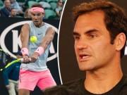 """Thể thao - Bảng xếp hạng tennis 5/2: Bái phục Federer, Nadal """"đầu hàng"""" ngôi số 1"""