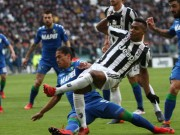 Juventus - Sassuolo: Siêu đại tiệc 7 bàn