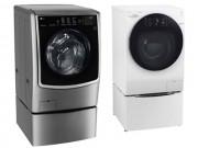 Máy giặt lồng đôi của LG tăng trưởng mạnh dịp cuối năm