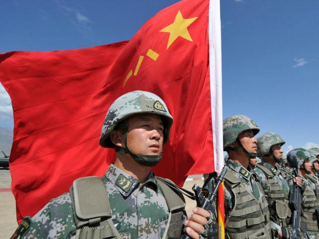 Thực hư Trung Quốc điều 300.000 quân áp sát Triều Tiên