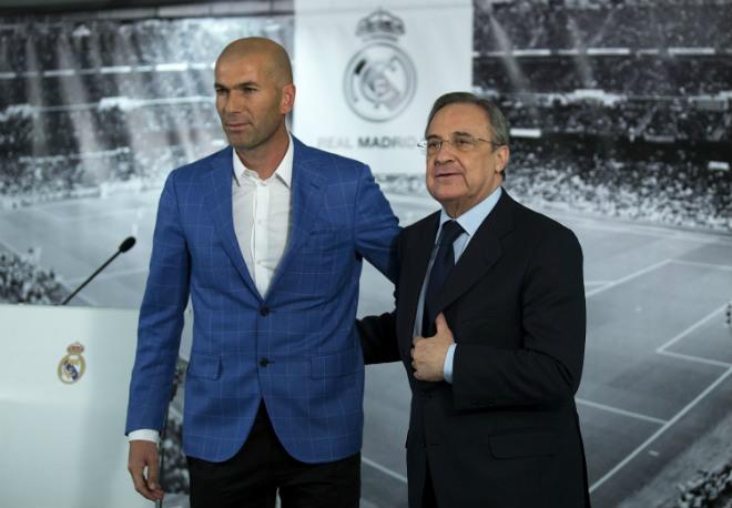 """Real sai lầm: Zidane - Perez không """"ném"""" tiền đừng mơ danh hiệu - 2"""