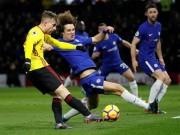 Bóng đá - Watford - Chelsea: Thẻ đỏ, phạt đền và đầy ắp siêu phẩm